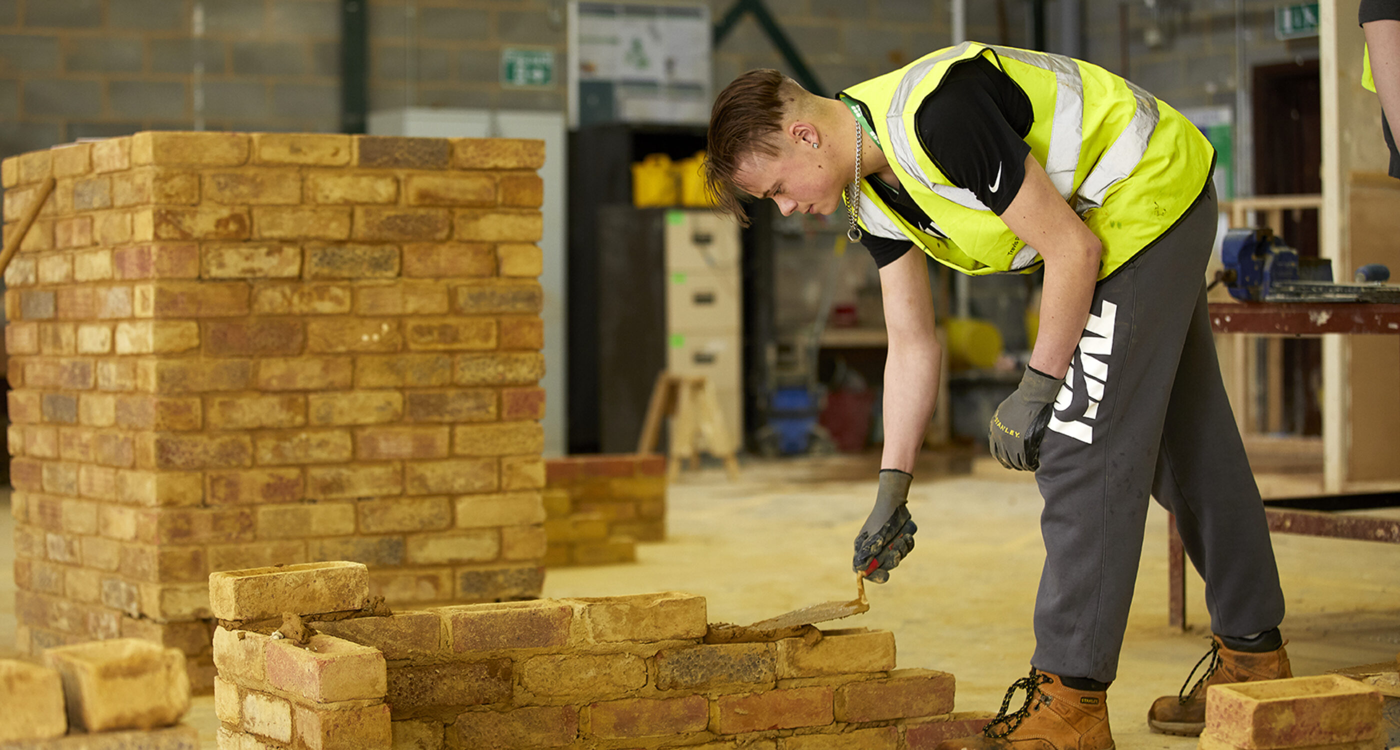 Moulton College Level 3 Bricklaying