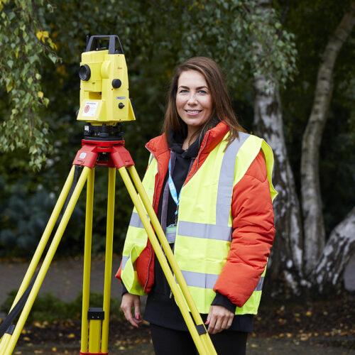 Aimee - construction management student