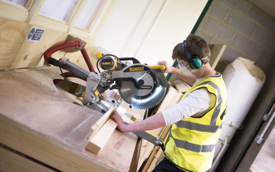 Moulton College Construction Trade Occupations