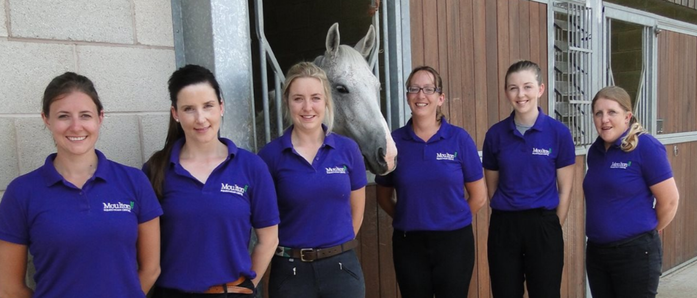Meet the Team Equine Centre