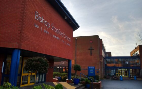 Bishop Stopford School