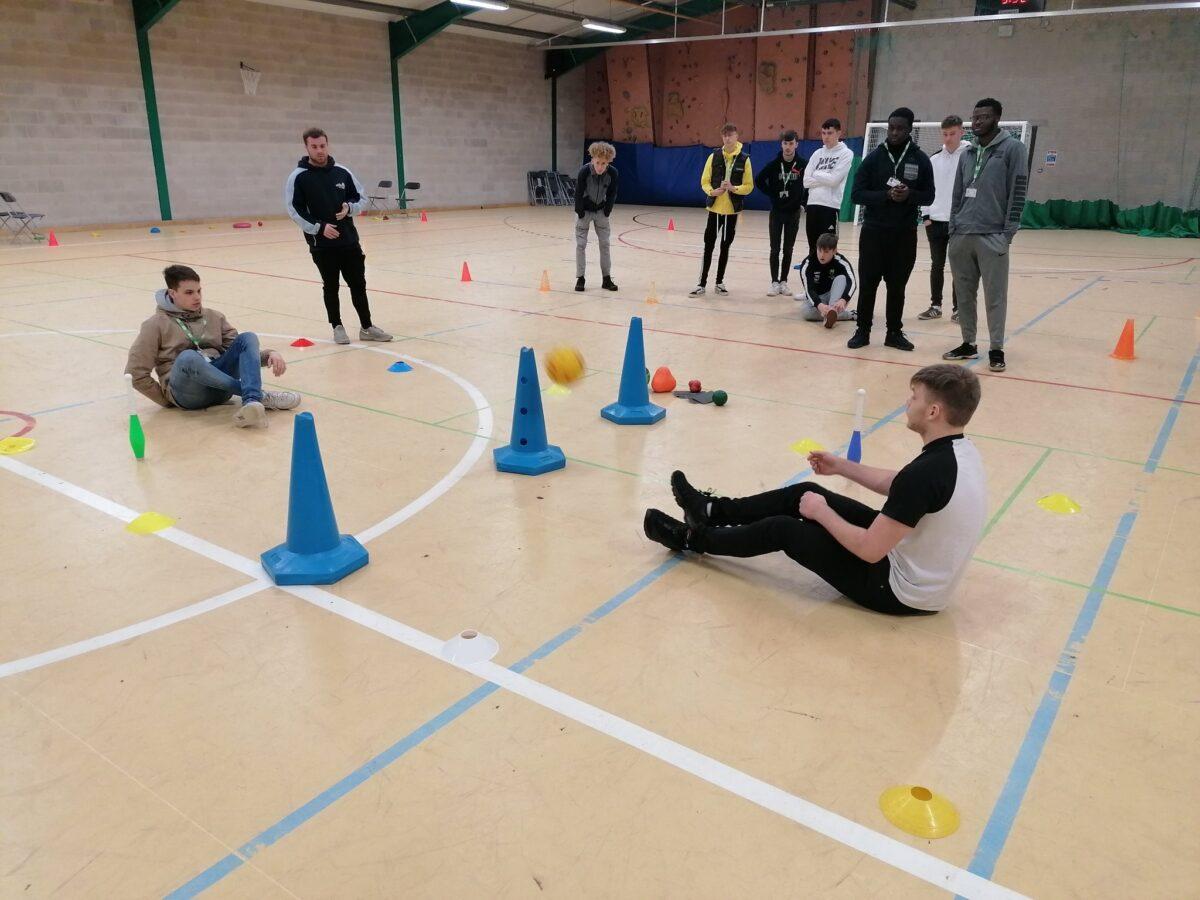 Football Academy Accessibility Training