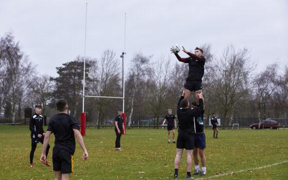 Rugby Academy Match