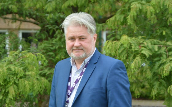 Cleeve Jenkins Dean of Higher Education at Moulton College