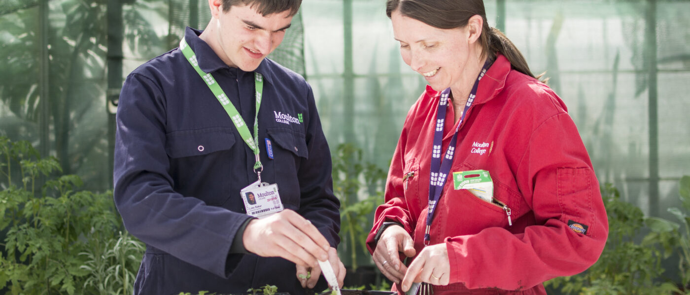 Moulton College Supported Learning