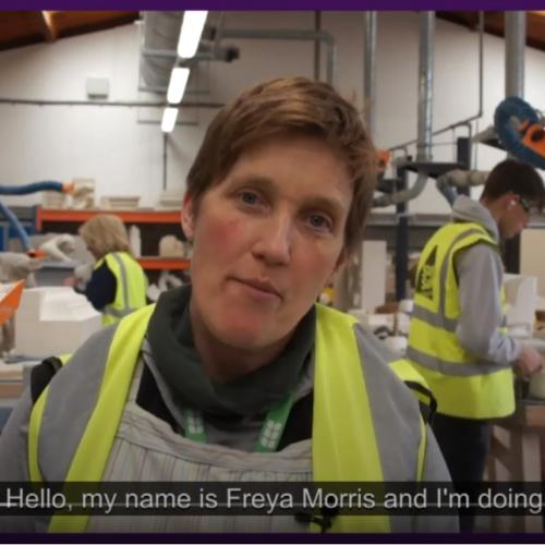 Freya Stonemasonry