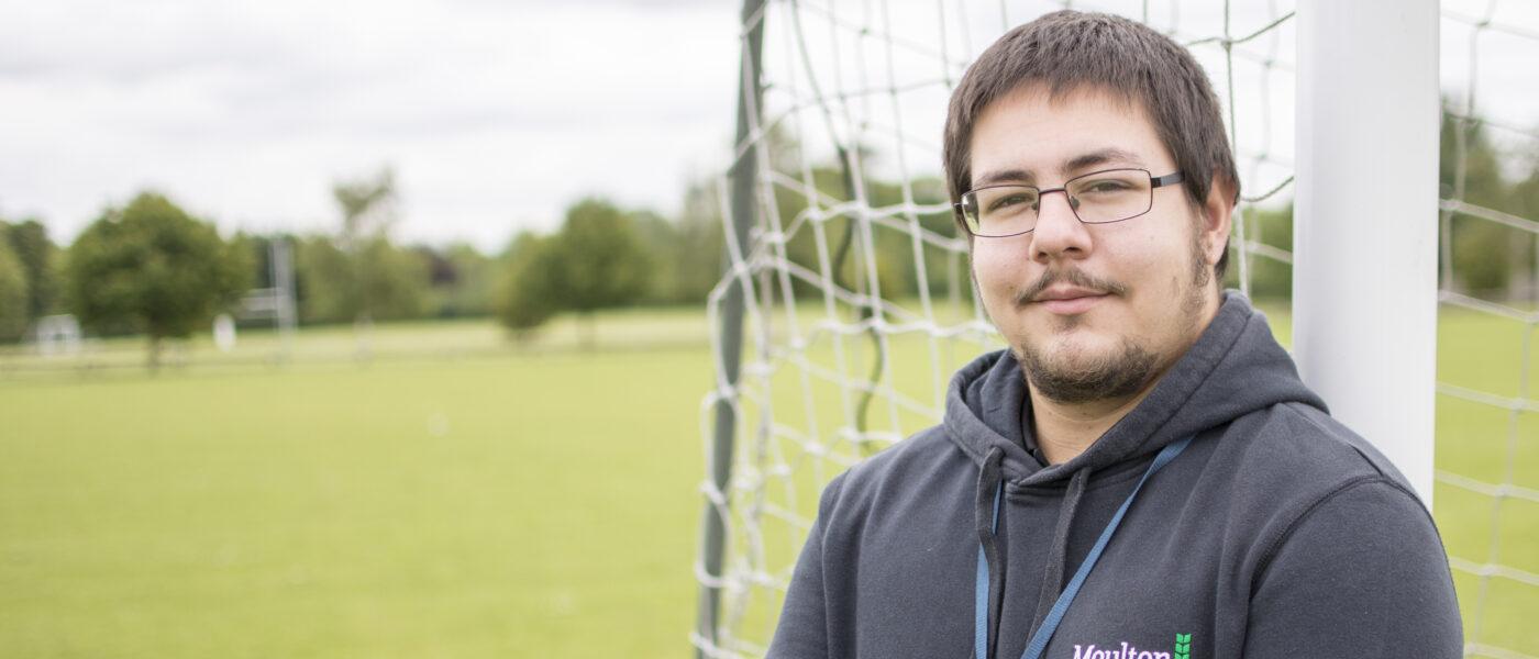 Jack - Student profile Sports