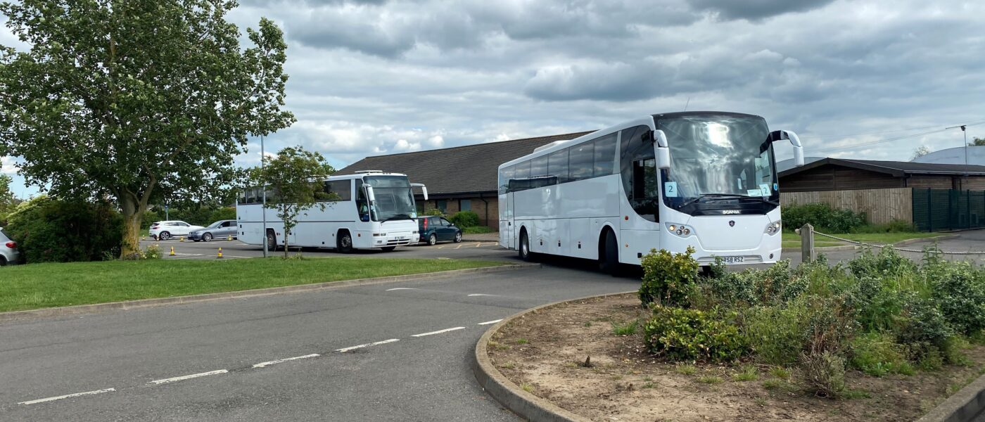 Bus 2 June 2021