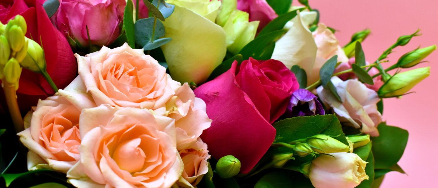 Flower bouquet I Stock 1179569000